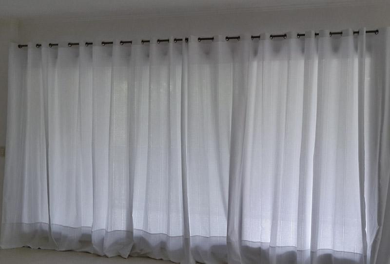 Cortinas de tela la ventana decoraciones - Nombres de telas para cortinas ...